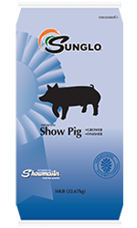 Show Hog Feeds and Supplements | Sunglo Feeds